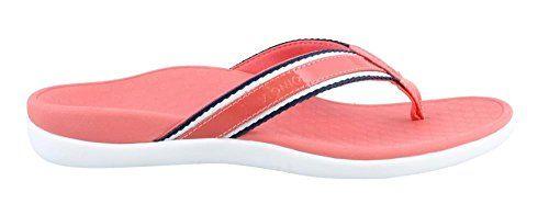 18849fa38d97 Vionic Womens Tide Sport Toepost Sandal Coral Size 5 Vionic Love this shoe!
