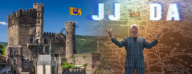 21.03.17 - IDF1 - JJDA  Monsieur Marvelous au Jacky Journal d'Aujourd'hui  à 11min25