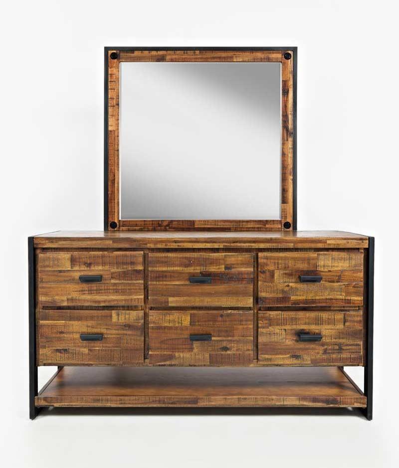 Art Furniture Morrissey Thistle 6 Piece Eastern King Healey Panel Bedroom Set 218136 2713