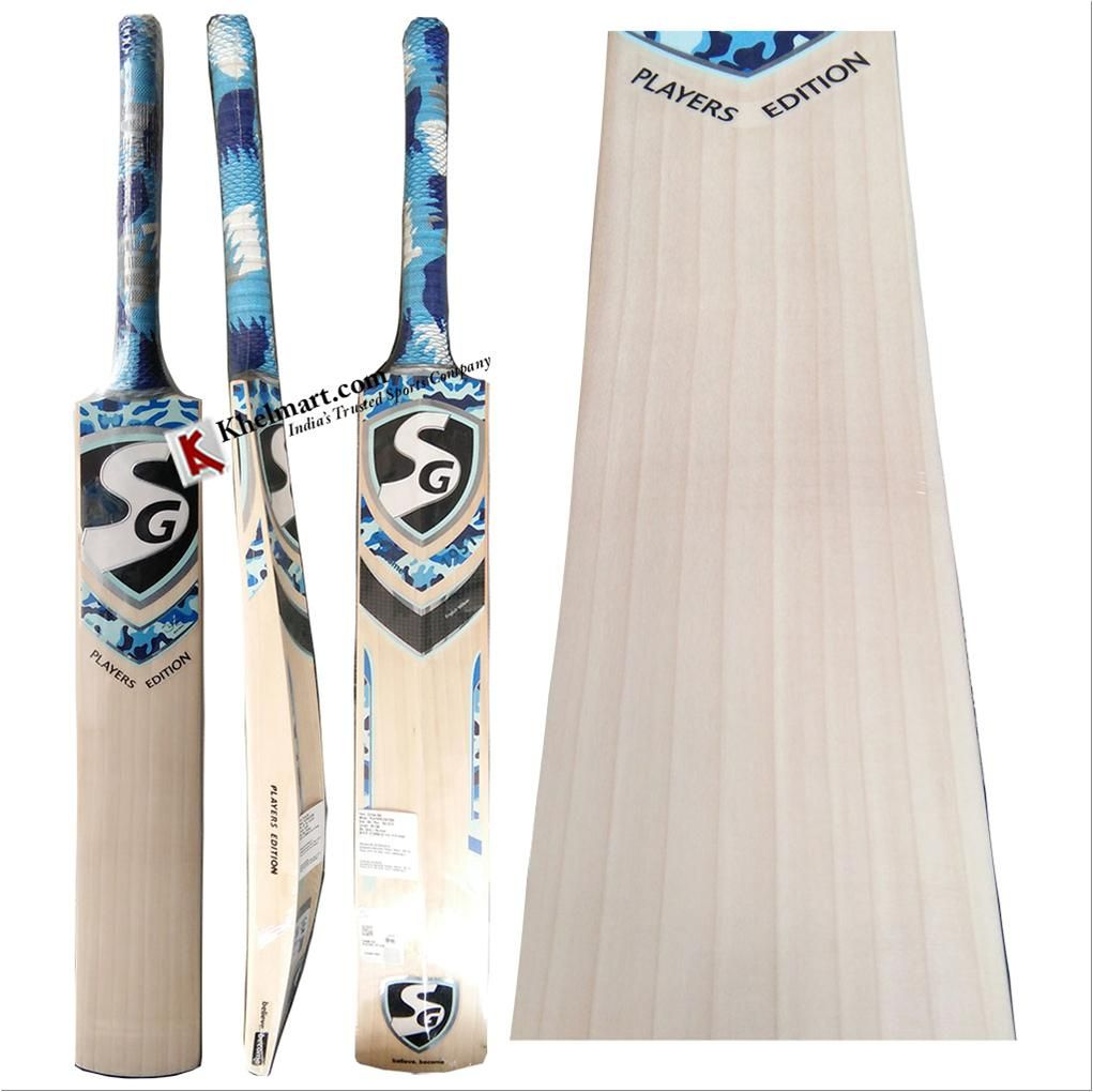 df00aa0e6d0 SG Players Edition 2019 English Willow Cricket Bat Free oiling and ...