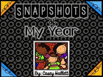 FREE for one day 5/6/15 since it a new item.  PLEASE remember to leave feedback! :-)Then it will be 20% off until 5/13/15) **You MUST have PowerPoint for this file to work!**These 100+ page end-of-year memory book has editable parts for you to insert classroom or student pictures, if desired.