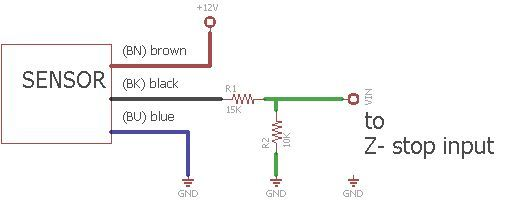 4 Wire Proximity Cable Wiring Diagram