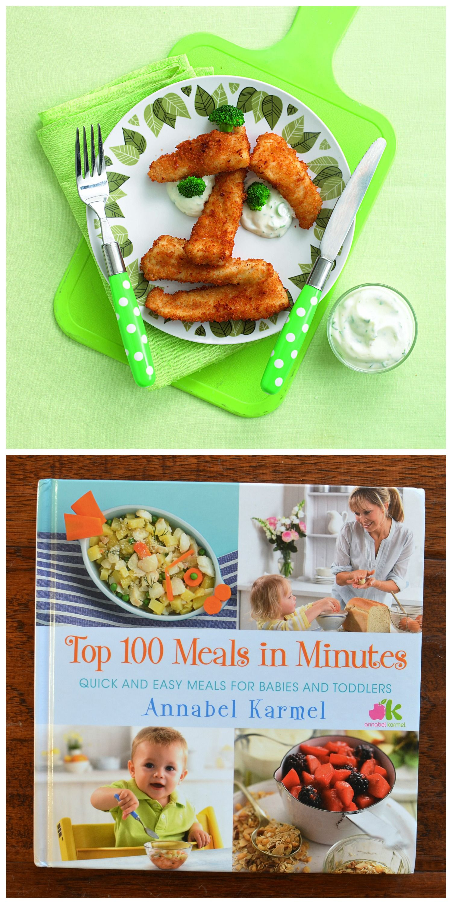 Homemade fish sticks from annabel karmels book meals in minutes from annabel karmels book meals in minutes forumfinder Image collections