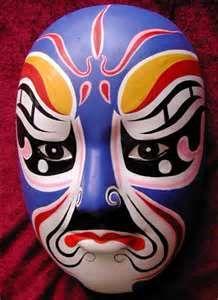 60836ce53dae sumWIKImida / Cultural Masks Around the World | face masks | Chinese ...