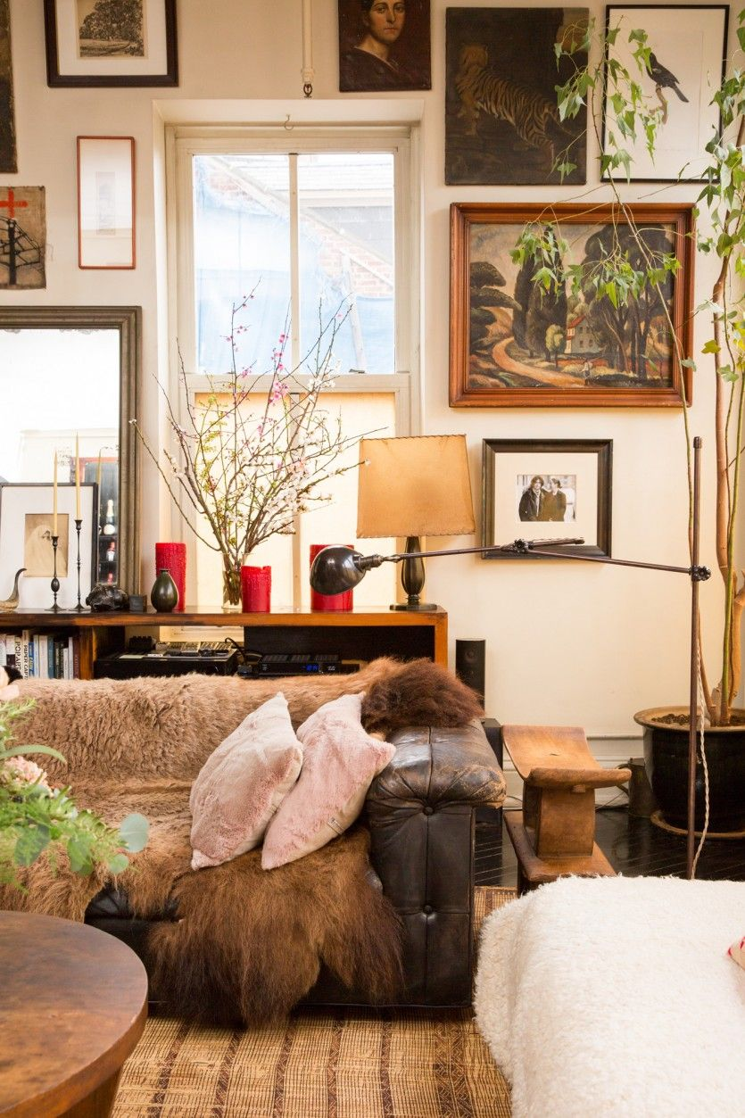 At Home With The Couple Behind New York S Most Beautiful Spaces
