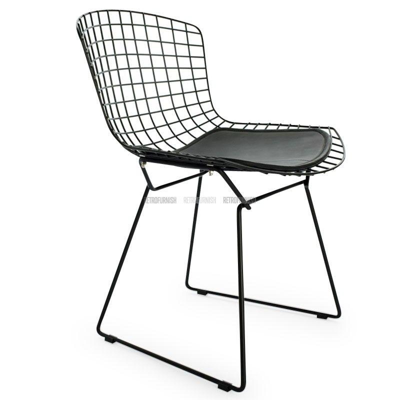 Replica Design Meubelen.Wire Chair Geinspireerd Door Harry Bertoia Replica Design