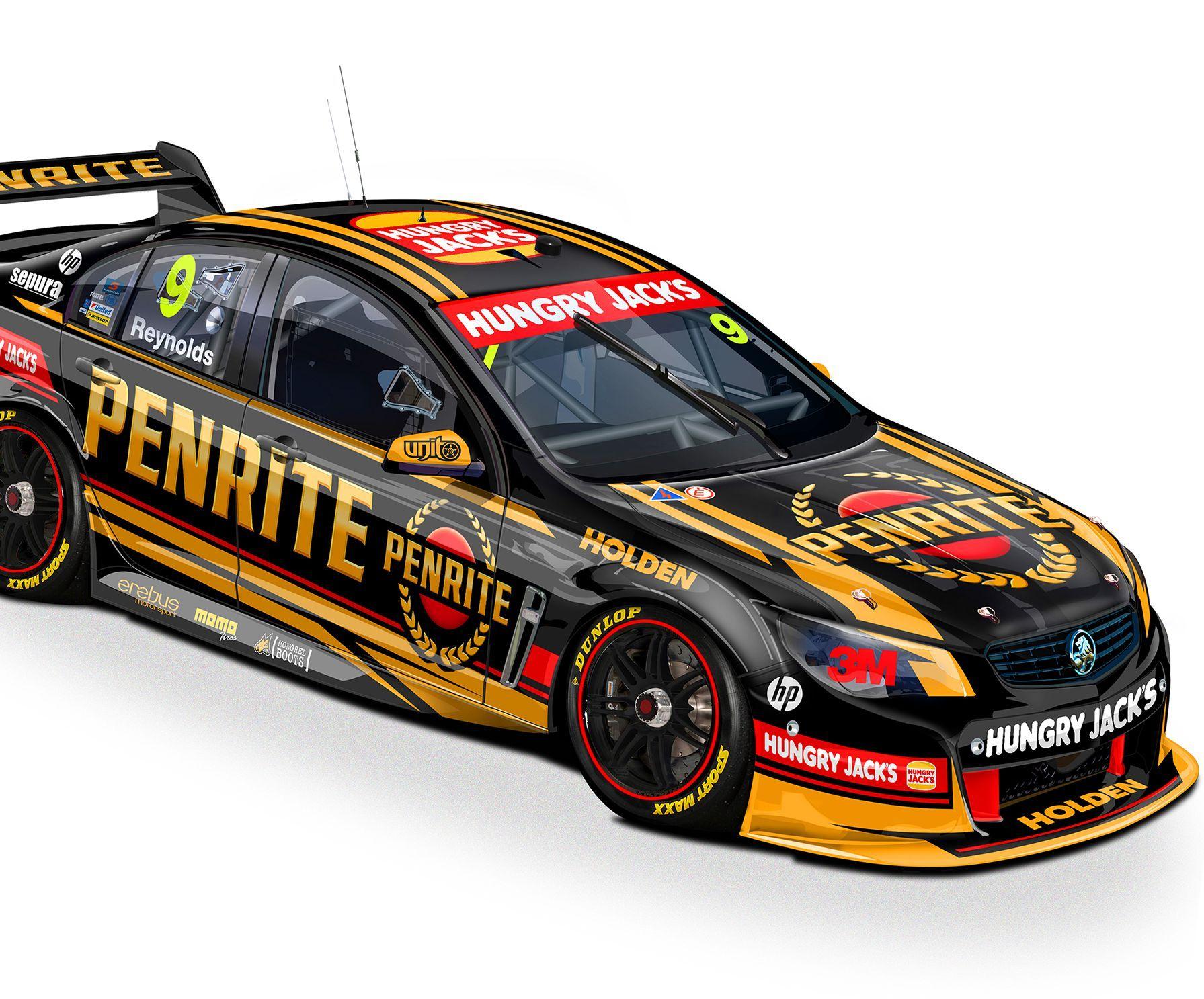 Erebus Motorsport Penrite Racing Plus Fitness Racing V8 Supercars In 2020 Super Cars Touring Car Racing Motorsport