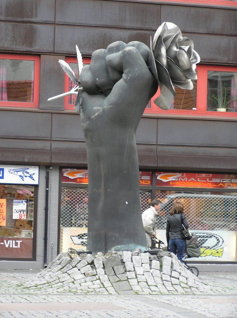 The Rose That Grew From Concrete Silly Pants Art