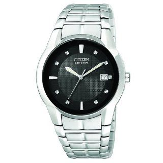 citizen eco drive watch stainless steel water proof shop for citizen men s eco drive stainless steel watch black dial get delivery at your online watches shop get in rewards club o