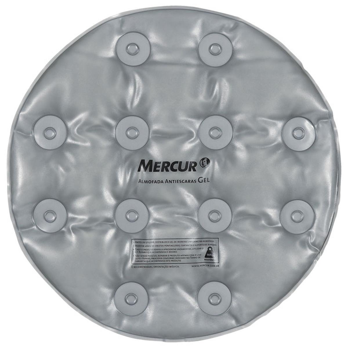 Almofada Antiescaras Inflável - Mercur BioClassi