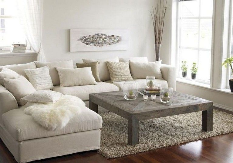 65 Pretty And Comfort Modern Corner Sofa For Living Room Corner