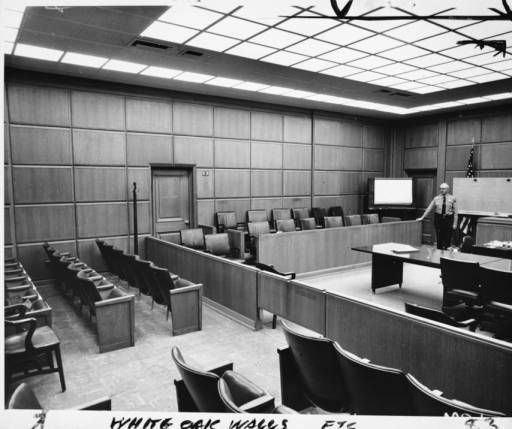 A Courtroom In The Los Angeles County Courthouse 1959 Los Angeles Examiner Collection 1920 1961 Courtroom Los Angeles County Courthouse