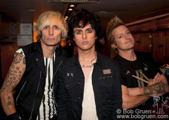 Green Day holy fucking hot damn