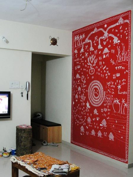 Warli Wall Art