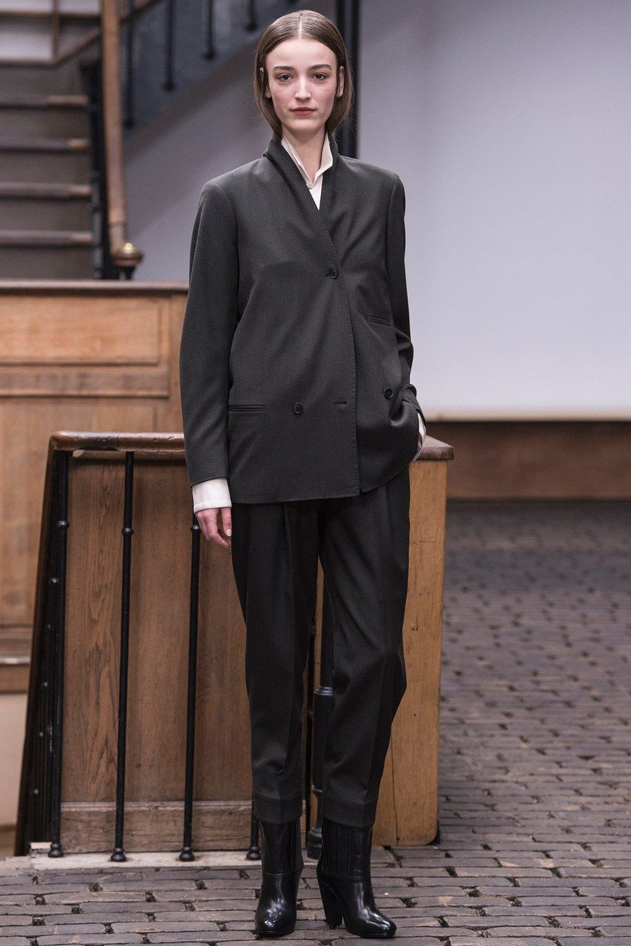 Lemaire christophe fall runway review new photo