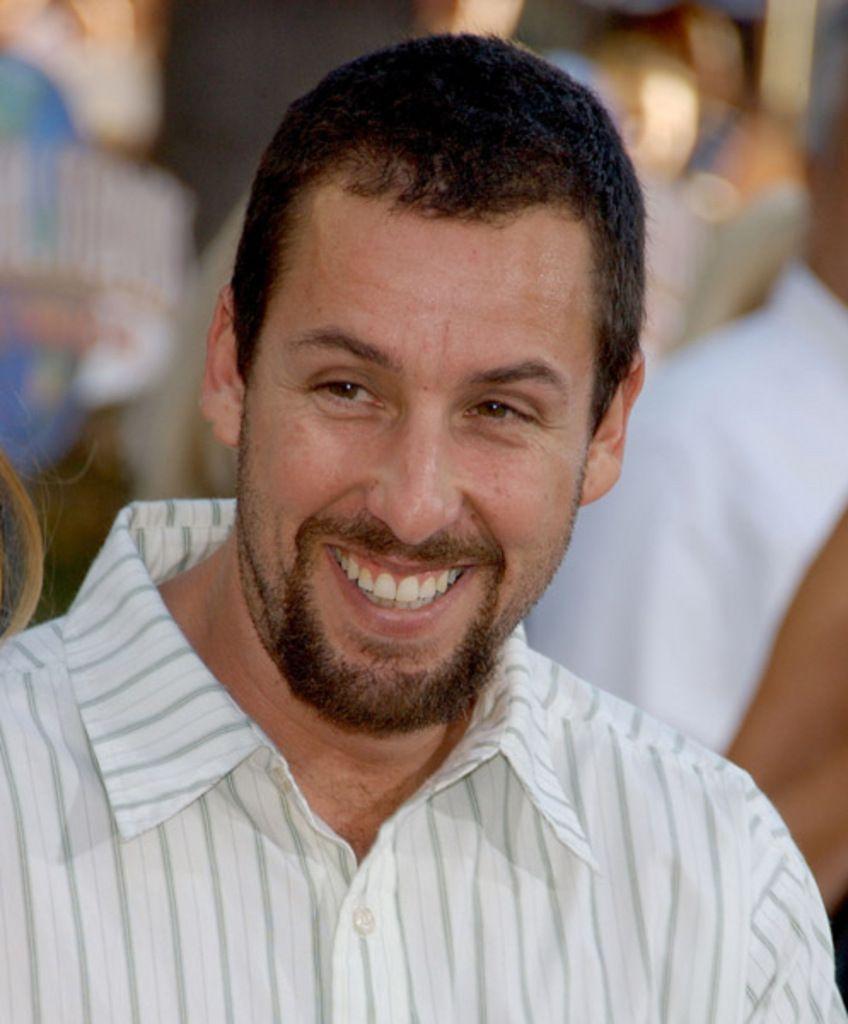 Adam Sandler- fave comedian