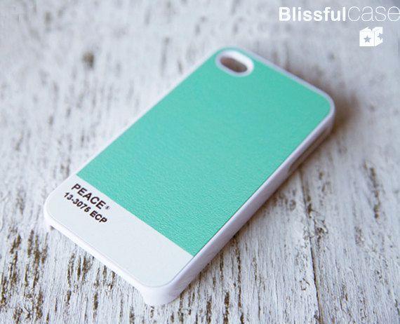pantone-like iphone case!
