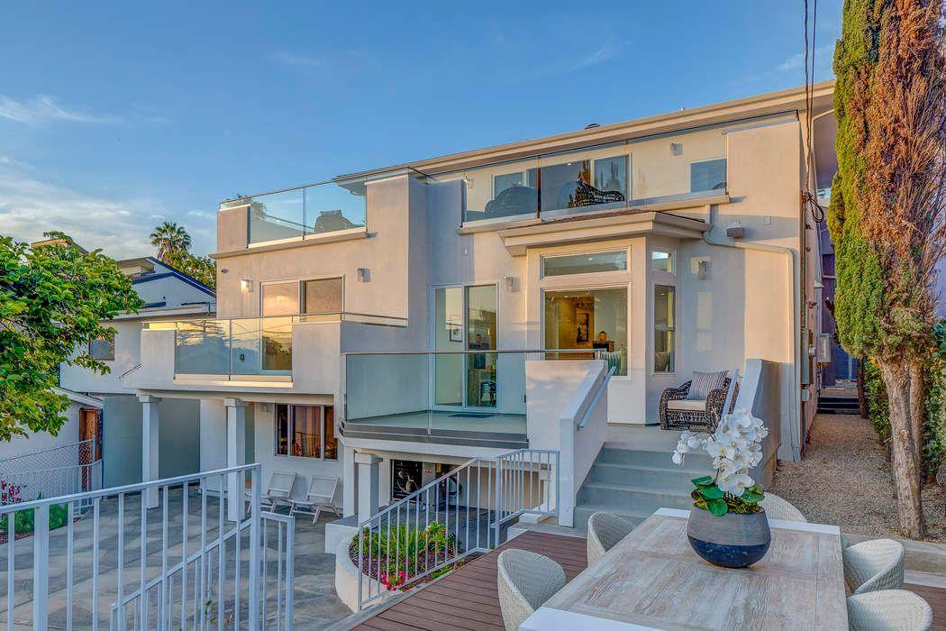 Modern Jewel In Westside Village House Styles Los Angeles Homes Luxury Homes