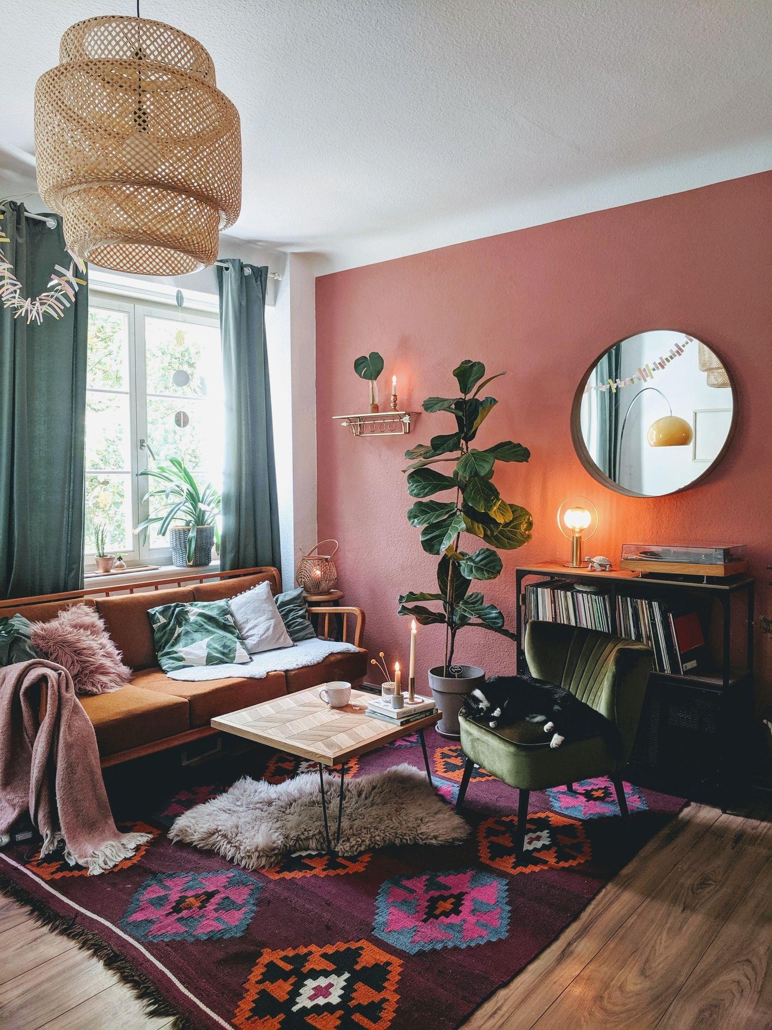 Wandfarben Ideen Farbe Fur Deine Wande Wandfarbe Wohnzimmer Wohnzimmer Bunt Einrichtungsideen Wohnzimmer Farbe