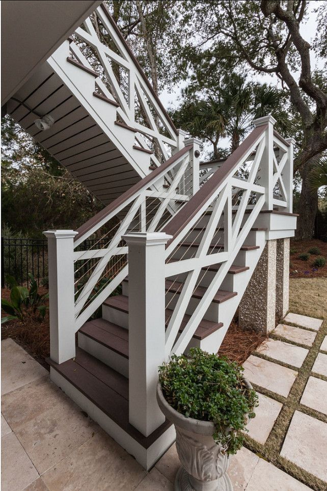 Front Steps Railing Home Design Ideas Pictures Remodel And Decor: 1000+ Ideas About Outside Stairs On Pinterest