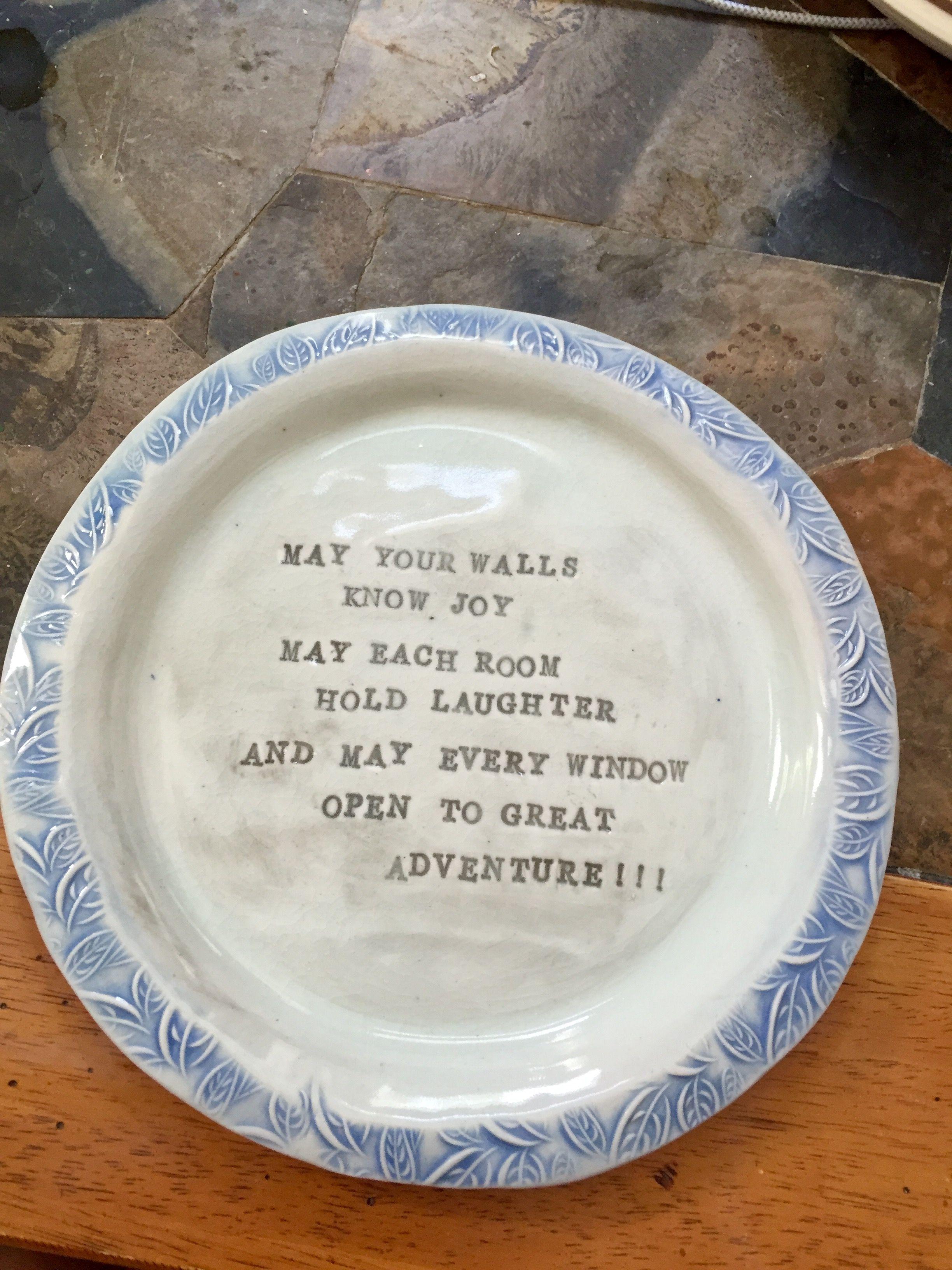 Great ceramic plate