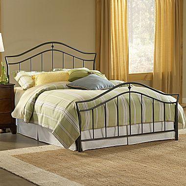 Jcp Krisada Metal Bed Or Headboard Bedroom Furniture Beds Hillsdale Furniture Bedroom Furniture Headboards