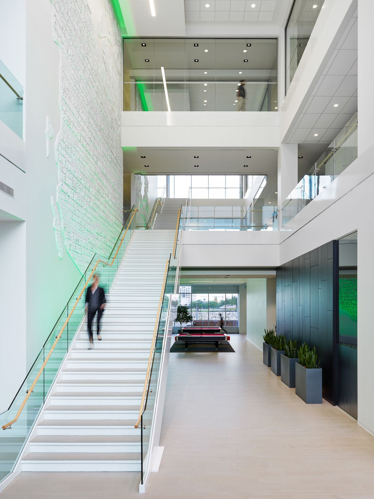 Office Tour: TJX Offices – Mississauga | Corporate offices, Design ...