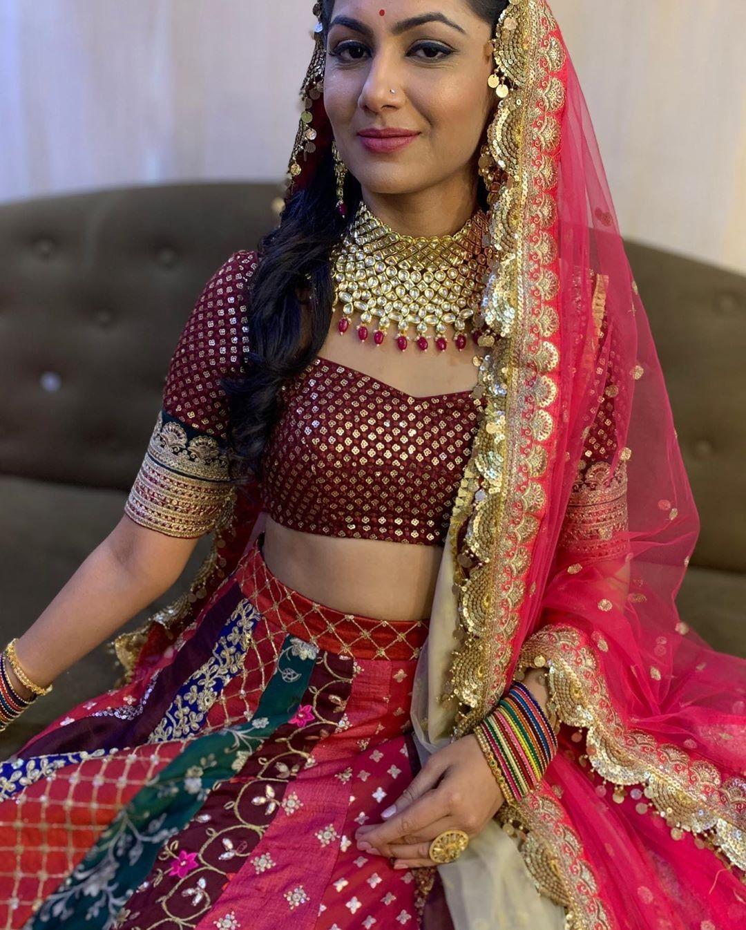 Pin by Parthu on Sriti Jha Indian designer wear, Fashion