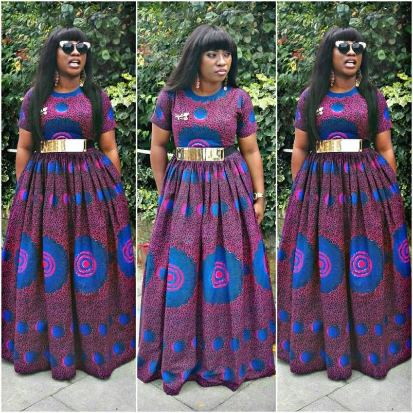 Ankara Fashion 2017 See Latest Lovely Ankara Styles Collection