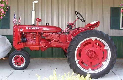 1951 Farmall Super c owners Manual