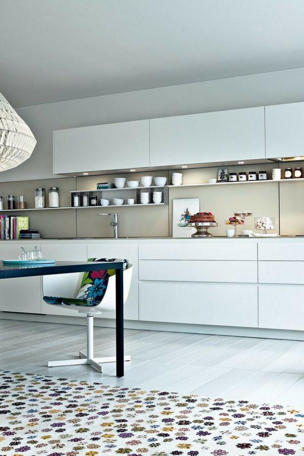 hochglanzk chen bilder ideen und tipps f r die k chenplanung wei e k chen k chen design. Black Bedroom Furniture Sets. Home Design Ideas