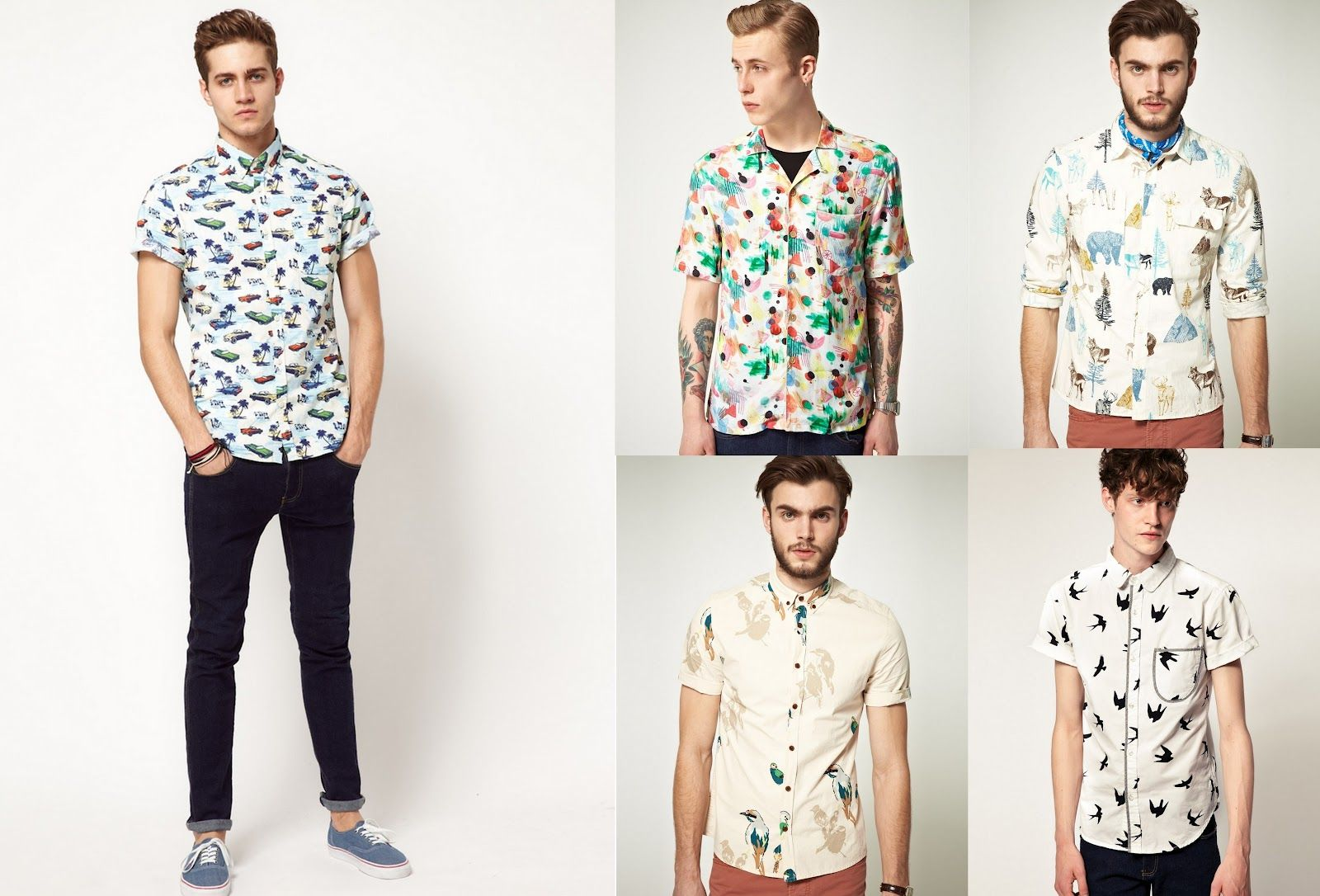 Moda Flish Fluquing De Compras Por Asos Nuevas Prendas Para Hombre