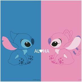 Aloha Stitch And Angle