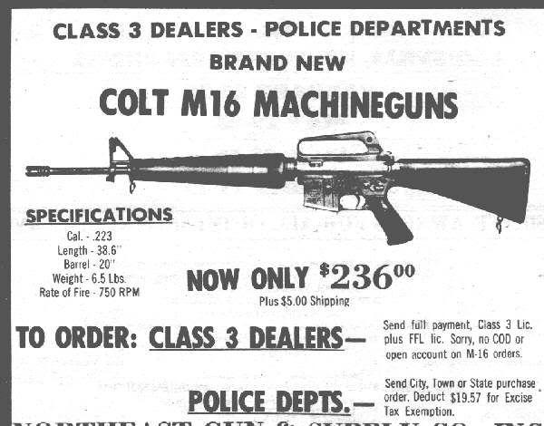 ATF Approves Post-86 Machine Gun Form 1 - The Firearm BlogThe
