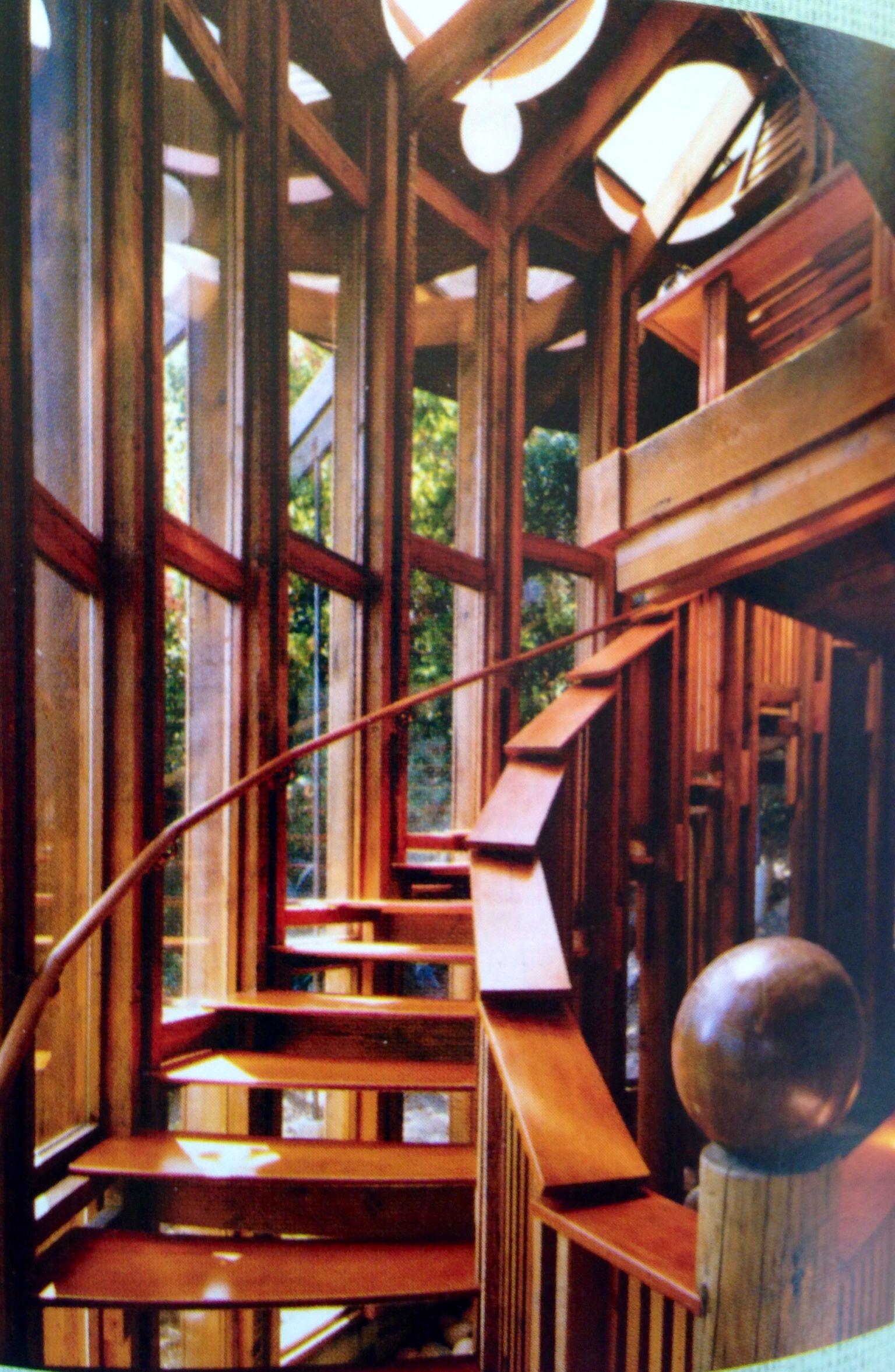 Daniel Liebermann 1991 McGrath House in Piedmont