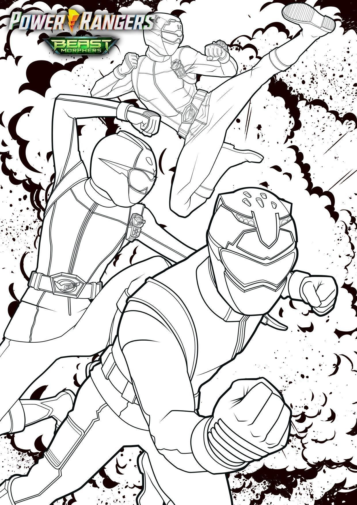 Coloriages Power Rangers Beast Morphers A Imprimer Power Rangers Beast Morphers Power Rangers Coloring Pages Coloring Pages Power Rangers
