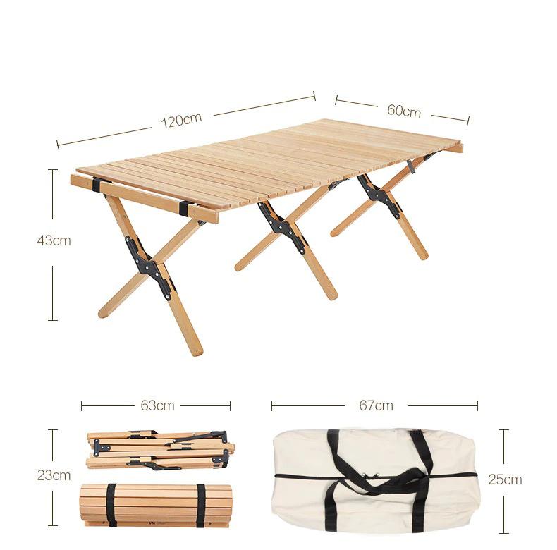 Foldable Table Piknik Masa