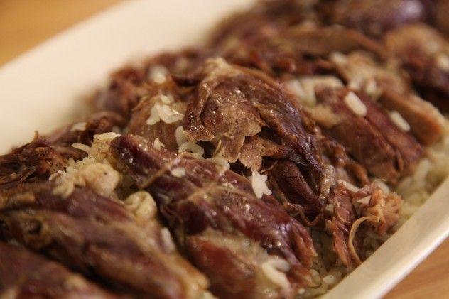 kuzu incikli tandir pilav yemek tarifleri yemek etli yemek tarifleri