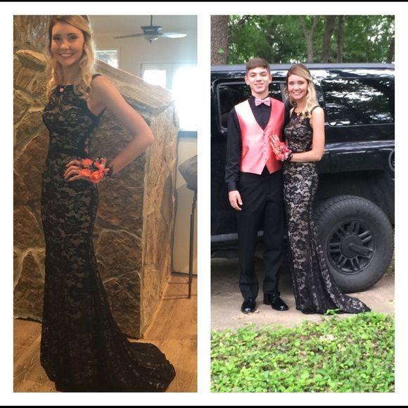 Prom dress Black prom dress, great condition Dresses Prom