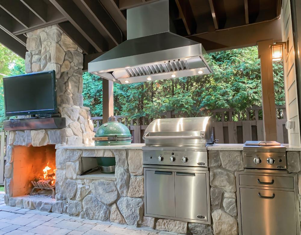 Range Hood Size Definitive Guide Outdoor Range Hood Outdoor Kitchen Kitchen Exhaust
