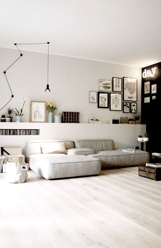modern low sectional sofa via homify : low sectional sofa - Sectionals, Sofas & Couches