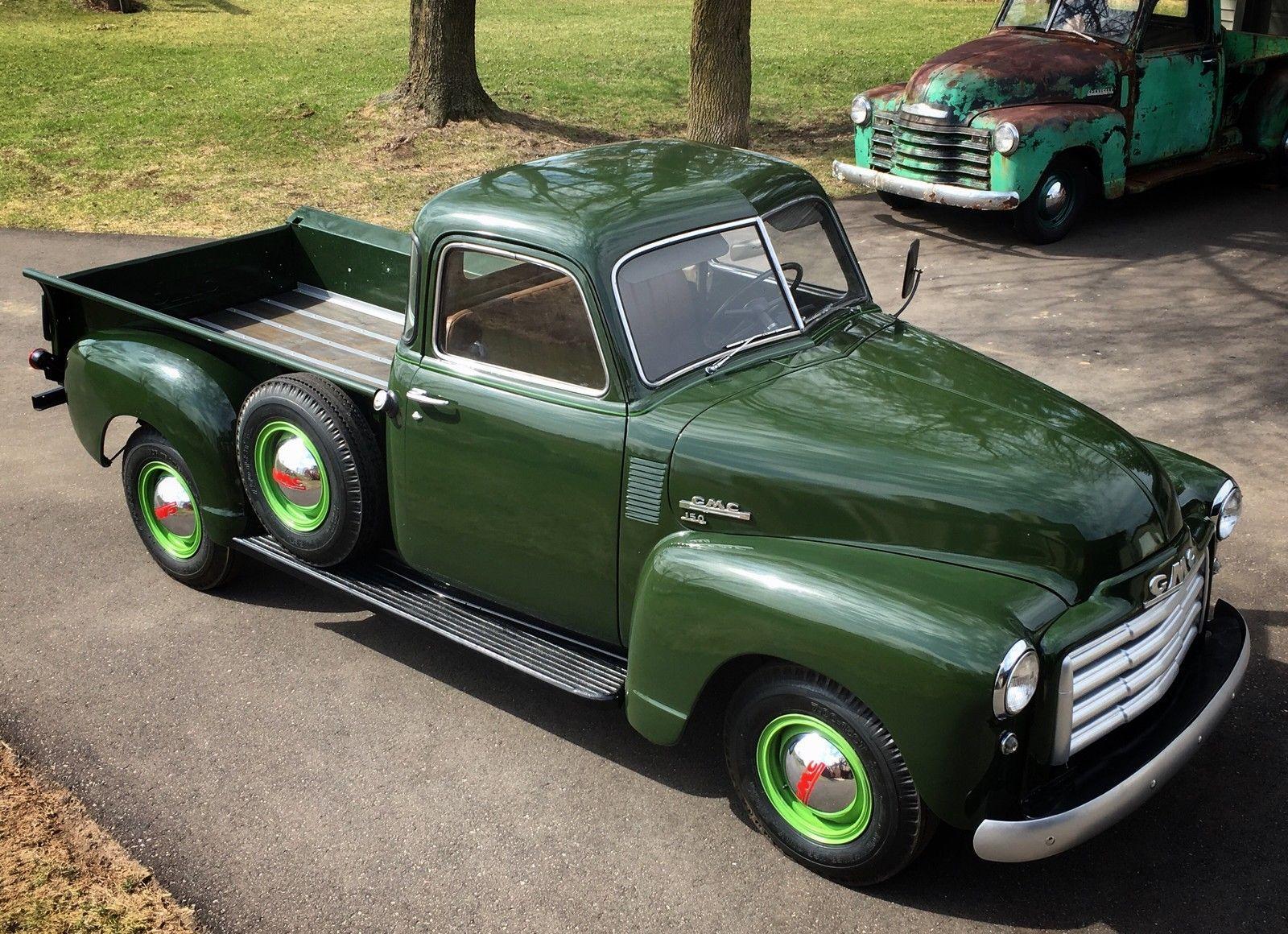 1949 Gmc 150 Trucks Pickup Cool Chevrolet 3100 Clic