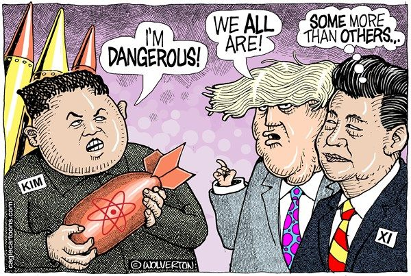 Image result for trump china screwed cartoon