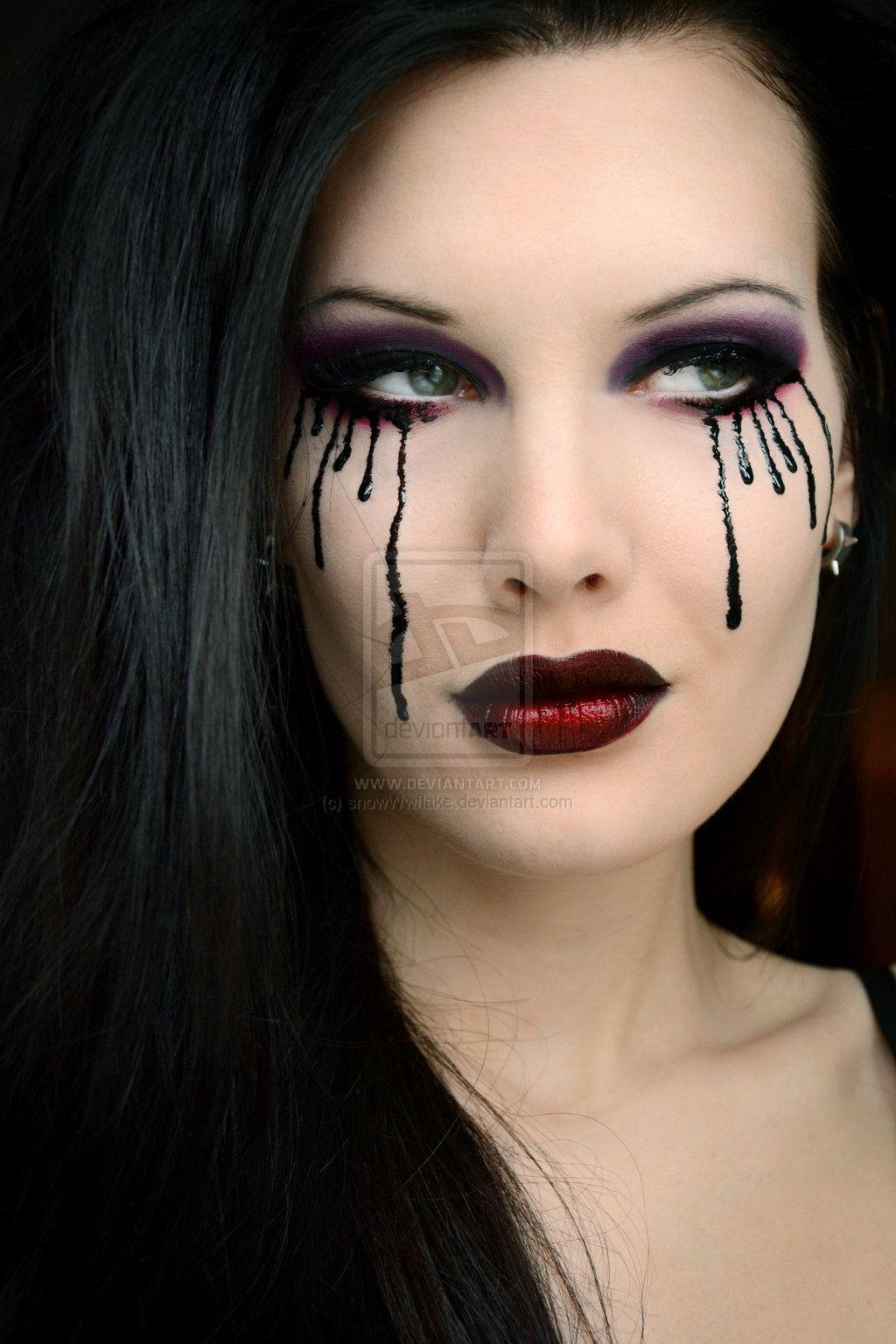 Makeup by Halloween makeup