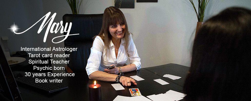 Mary Astrologer Tarot Card Reader