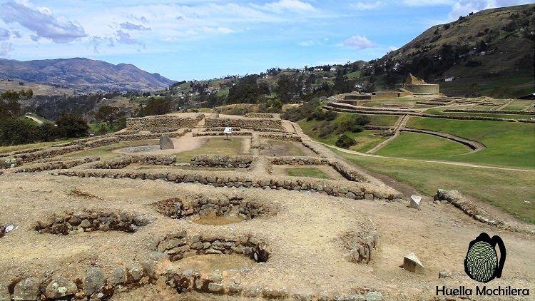 Las Ruinas de Ingapirca o también conocido como Castillo de Ingapirca o Templo del Sol es el más grande complejo arqueológico y mejor conservado del Ecuador, en la Provincia del Cañar (Parroquia Ingapirca). Edificada con Millones de Piedras Labradas, sirvió para la realización de ceremonias y rituales de la cultura Cañari – Inca.
