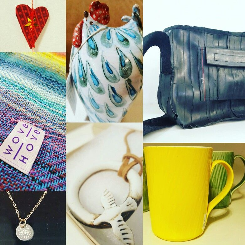 A few recent deliveries here at Space CRAFT, perfect handmade #GiftIdeas this #MothersDay! #GoUpThatEscalator