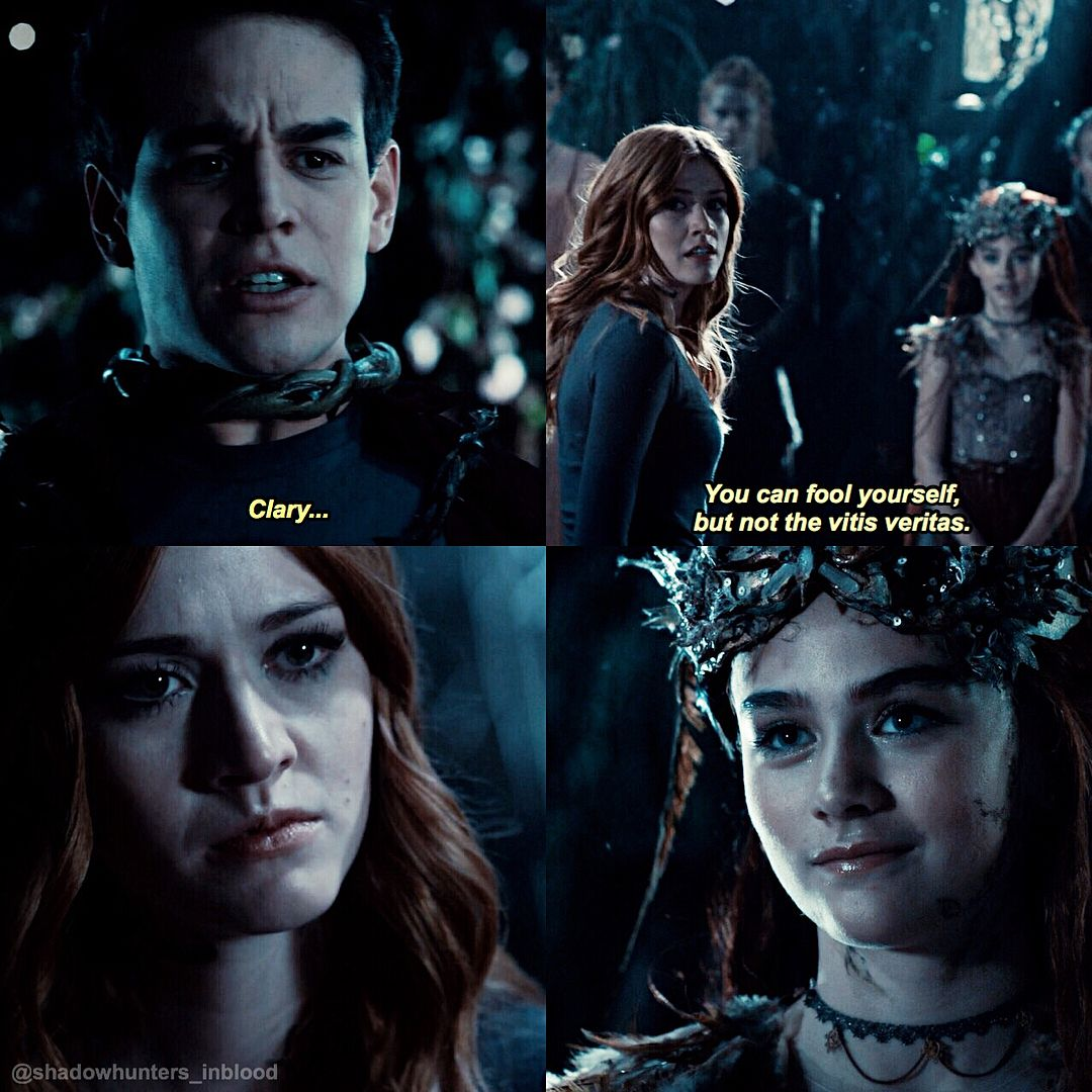 Shadowhunters Libros Shadowhunters 2x14 Quotthe Fair Folk Quot Simon Clary And