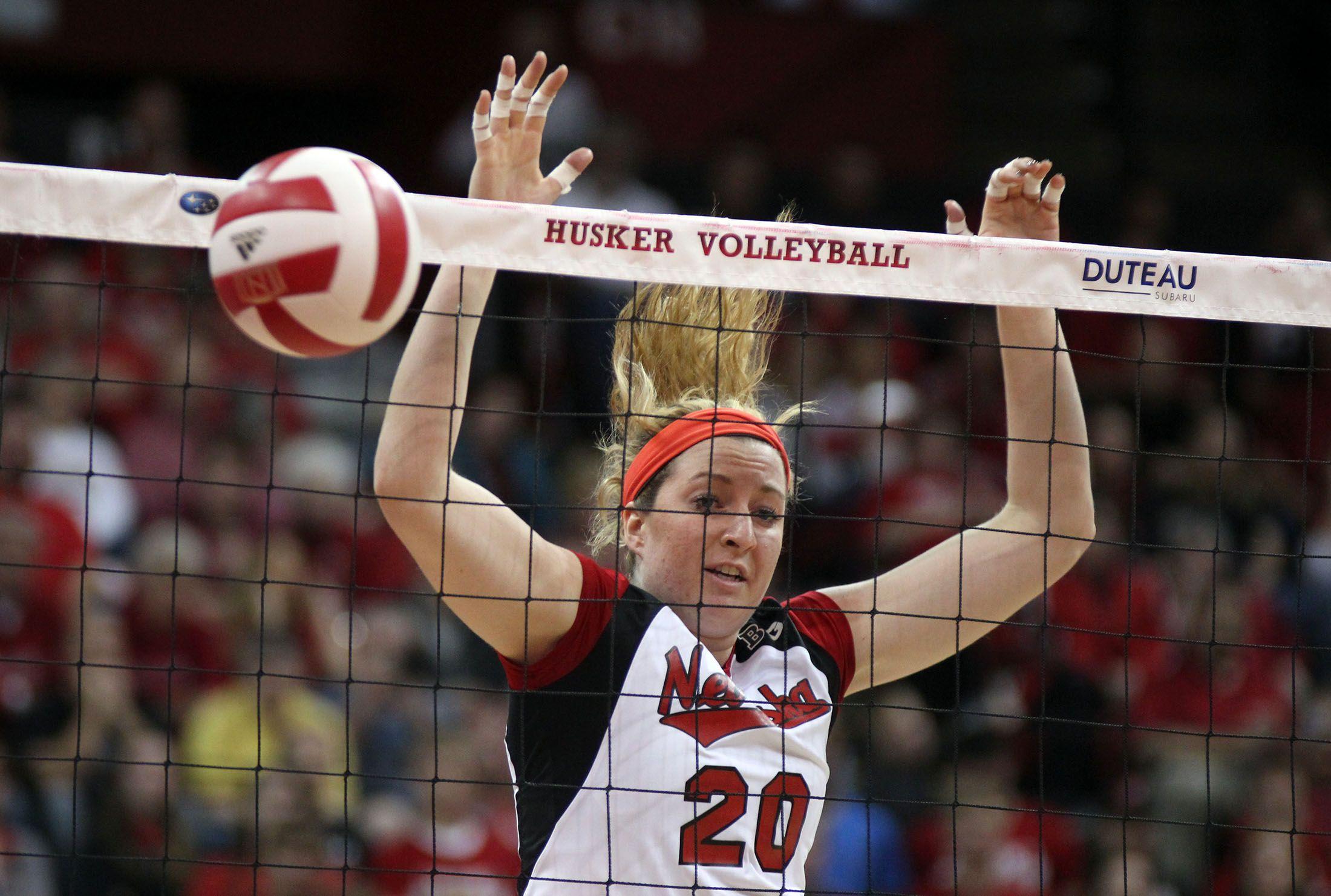Husker Meghan Haggerty Says No Husker Nebraska University Of Nebraska Lincoln