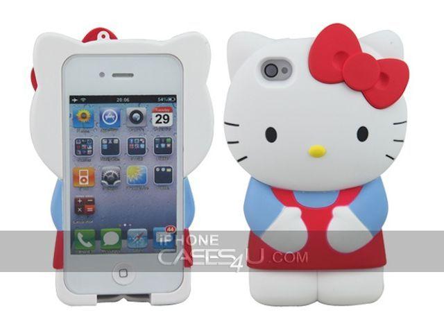 custodia iphone hello kitty